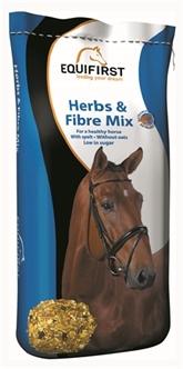 EQUIFIRST HERBS & FIBRE MIX 20 KG